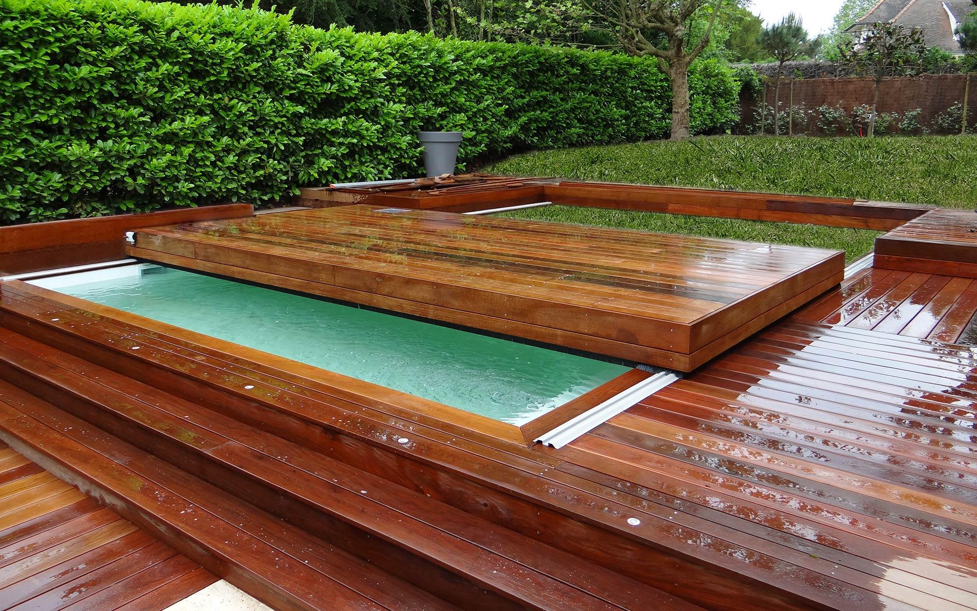 Terrasse Surélevée En Acier rénovation extérieure: aménagement de votre terrasse, les